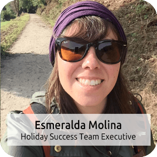 Esme - Holiday Success team