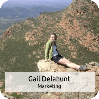 Gail - Marketing for the Camino Company