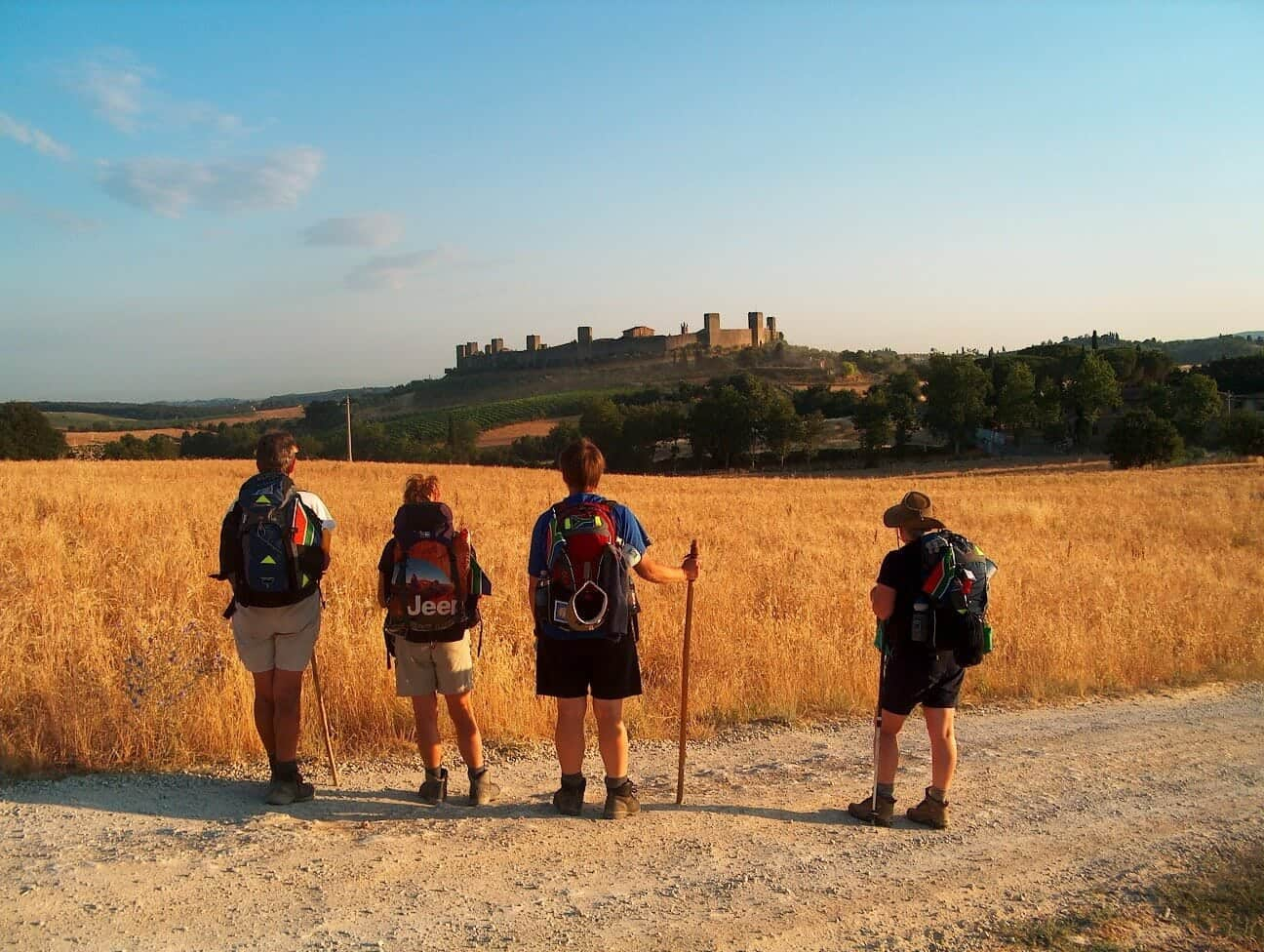 Love the Camino in 2013 with the Heming-Way!