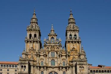 Camino de Santiago Cathedral