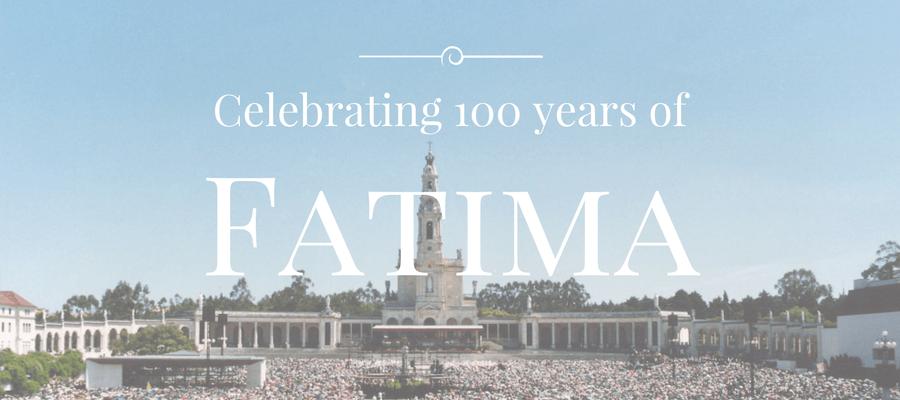 Fatima 2017 – 100 Year Anniversary image