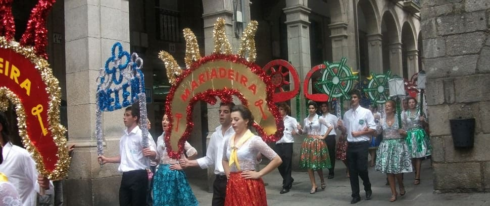 Fiestas and Folklore Throughout the Year in Santiago de Compostela