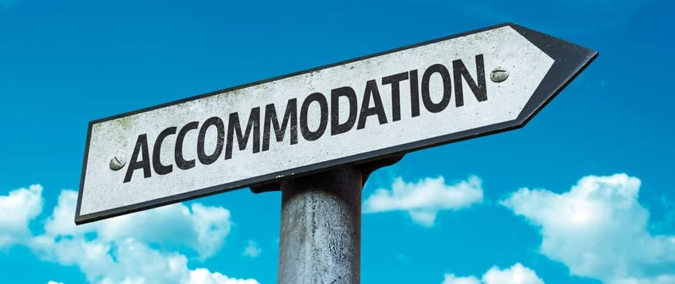 How do we select your accommodation?