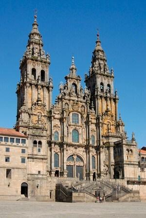 Mass times Santiago