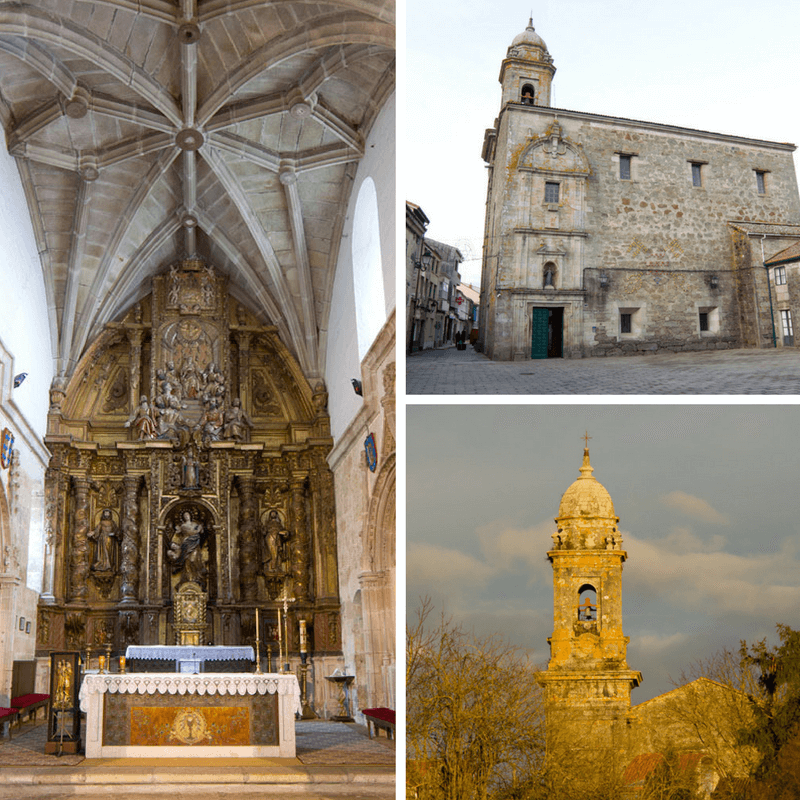 Melide - Sancti Spiritus Chapel