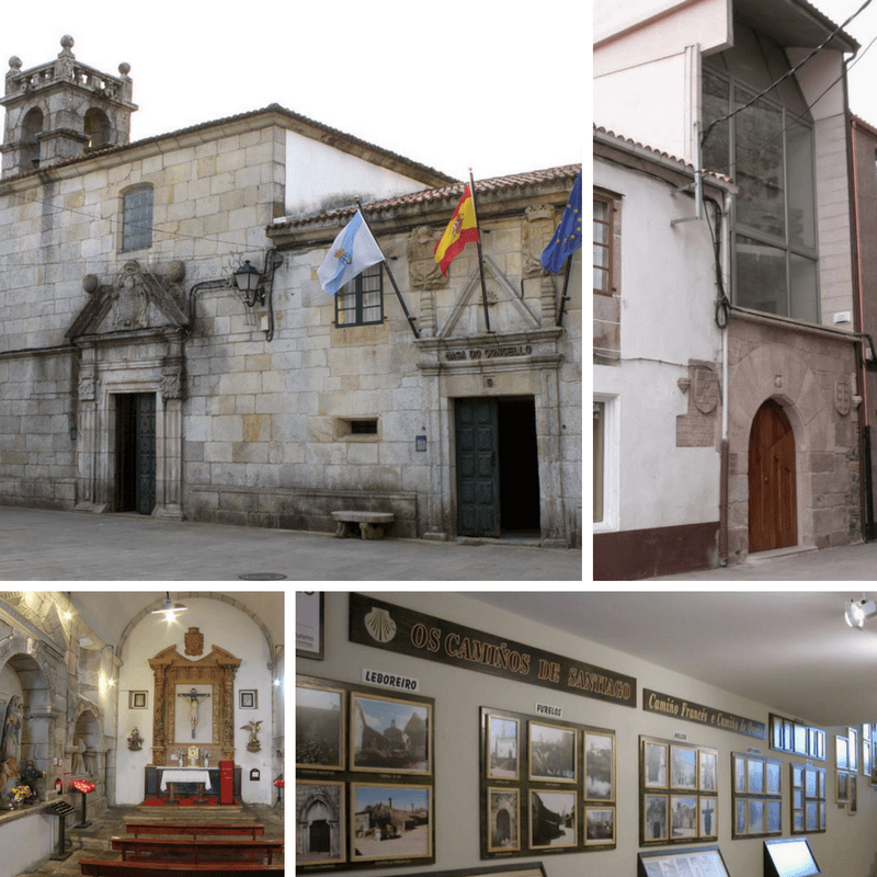 Melide St Anthony -Town Hall and Museum
