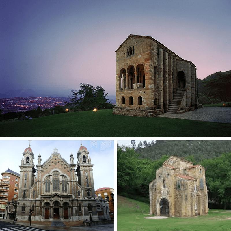 Oviedo churches