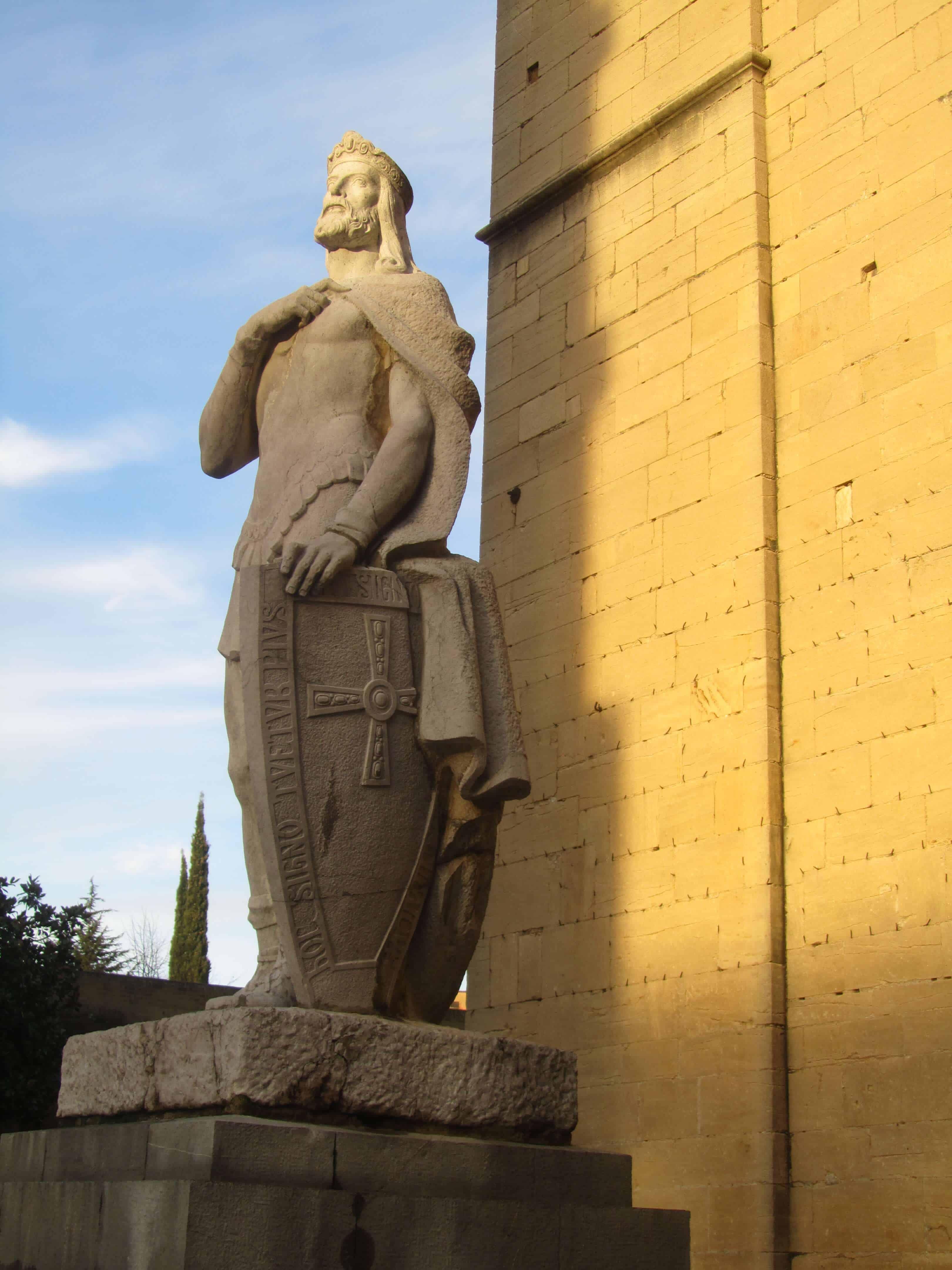 Oviedo King Alphonse II