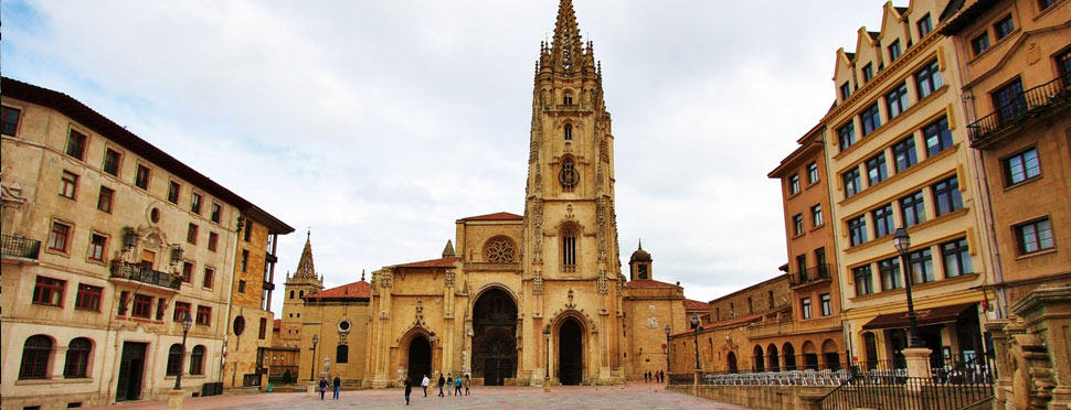 Oviedo and the Camino de Santiago image