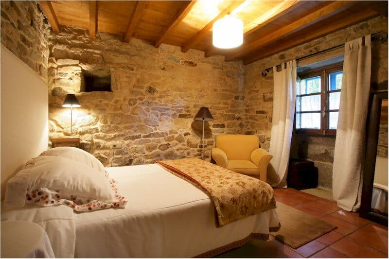 Camino Accommodation Bedroom