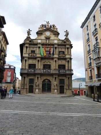 Pamplona - Struendo
