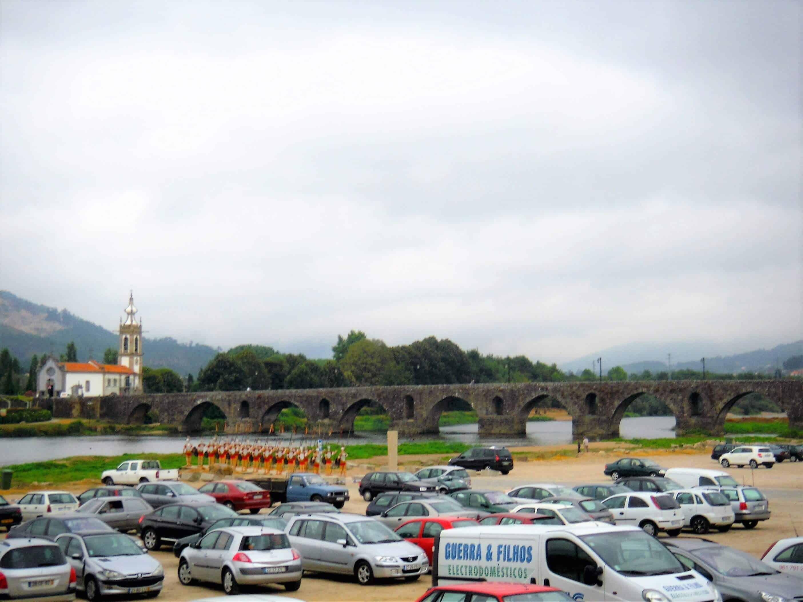 Ponte de Lima Bridge
