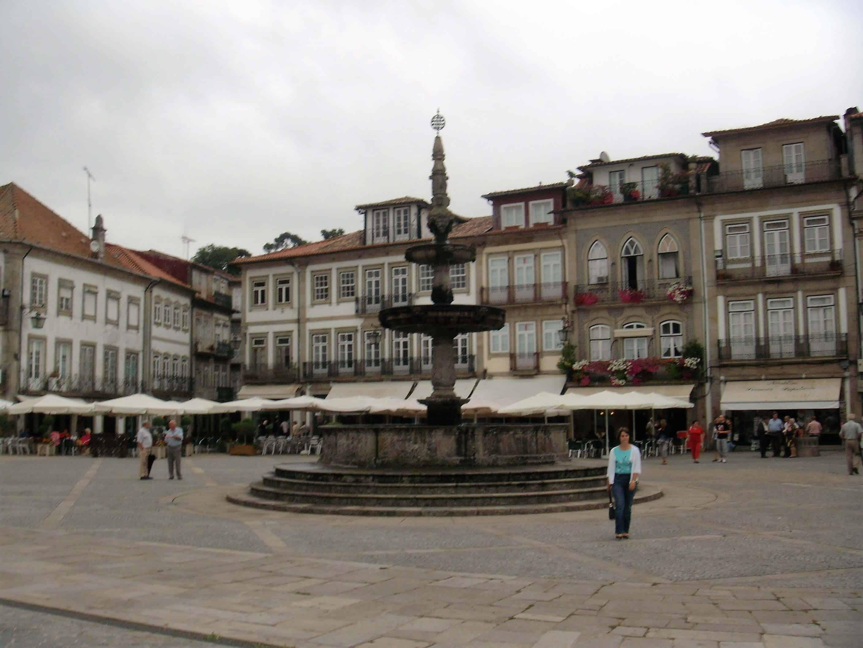 Ponte de Lima Fountain