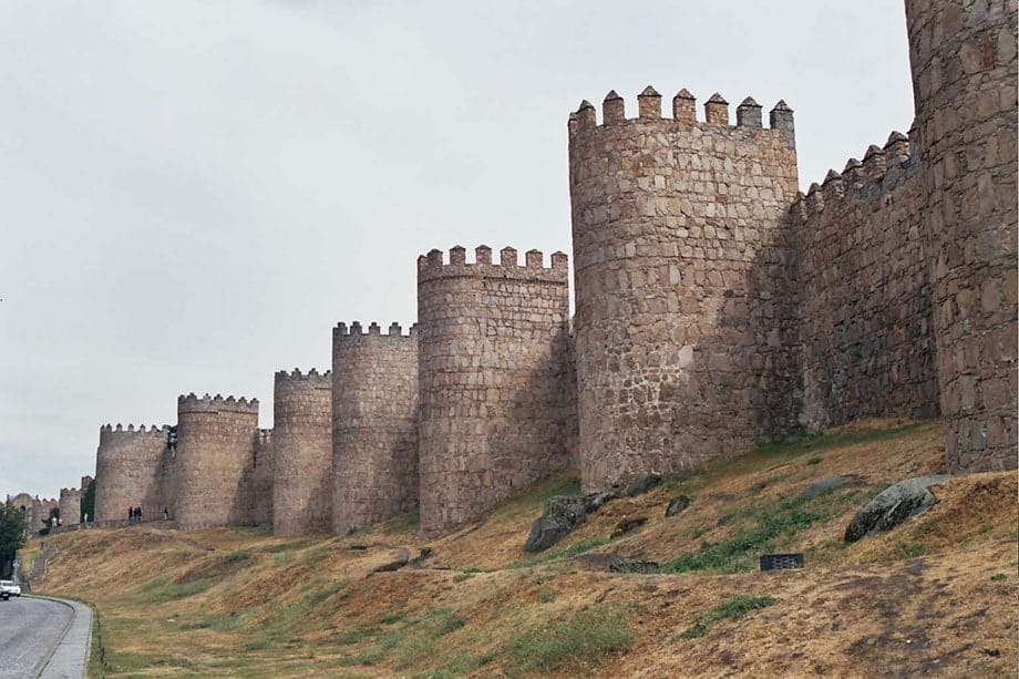 The Roman Walls of Lugo - Camino Primitivo image