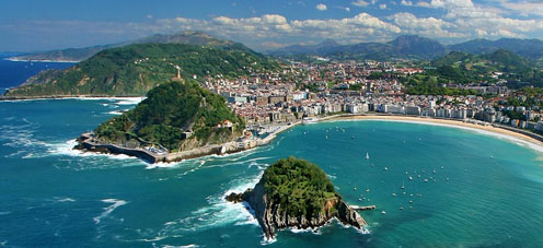 San Sebastian and Biarritz full Day Tour main image