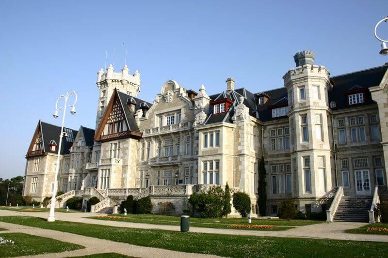 Santander Palace of Magdalena