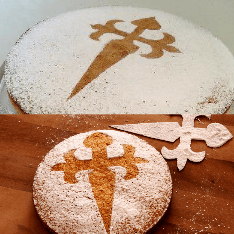 Saint James Day Cake