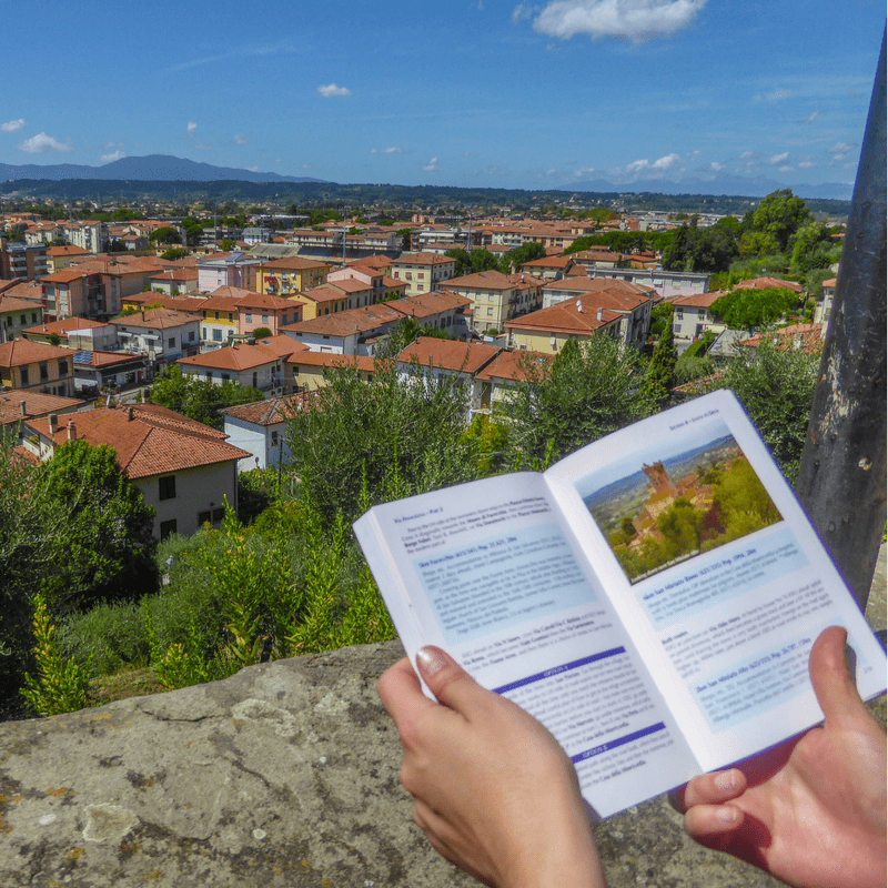 Reading on the Camino
