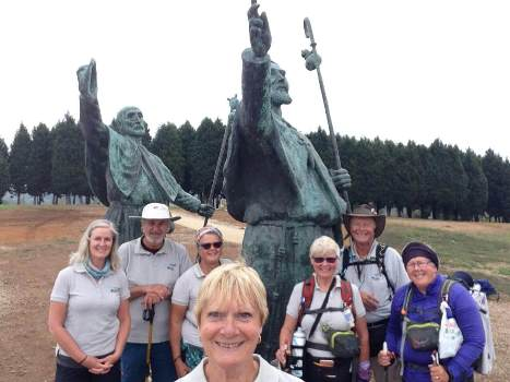 Wellways on the Camino