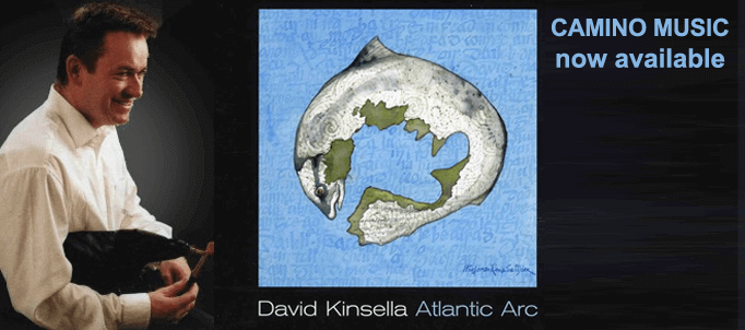 Camino Music - Atlantic Arc by David Kinsella image