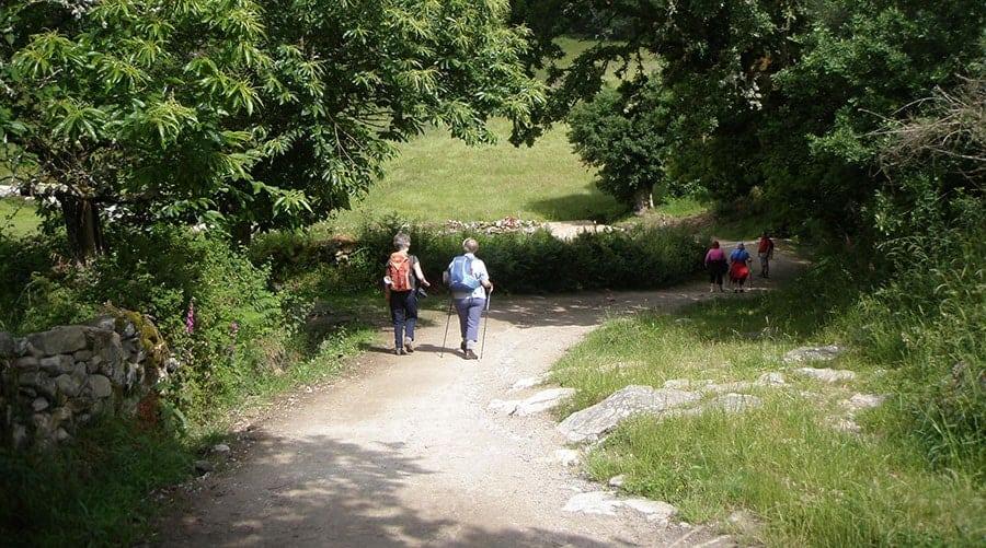 What is the Way of St James, El Camino de Santiago? image