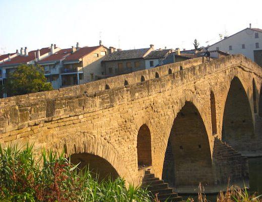bridge Camino Frances section 2
