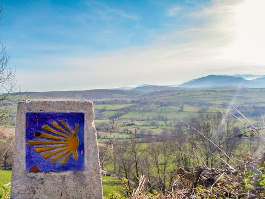Camino Primitivo on the Camino de Santiago routes