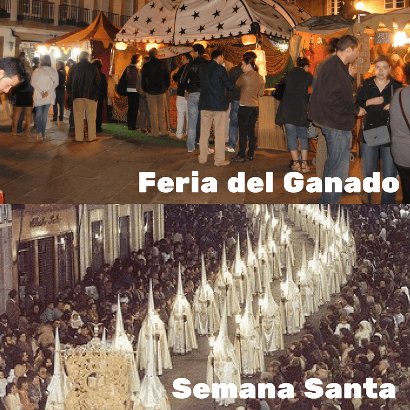 Festivals of Santiago