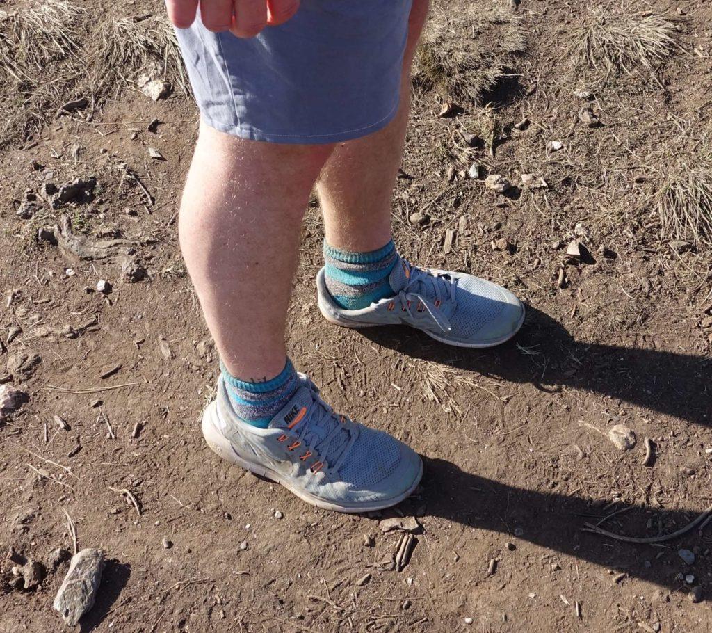 camino walking footwear