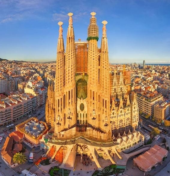 visit other cities like Barcelona