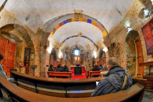 Photographing the Camino de Santiago - 14mm super wide angle