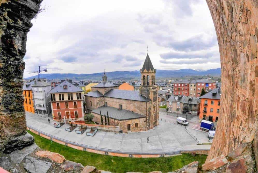 Photographing the Camino de Santiago - Wide Angle