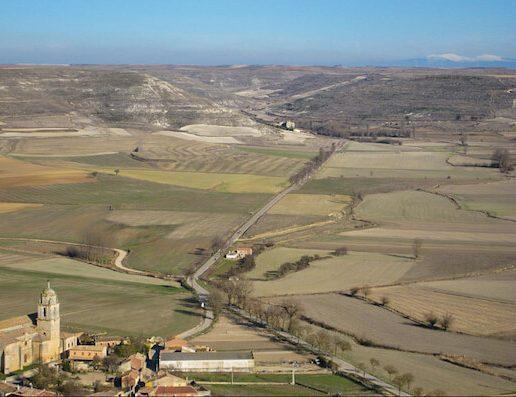 Scenery  Camino Frances 4