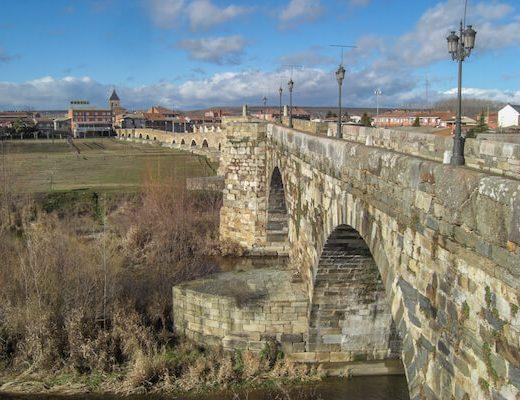 Bridge Camino Frances 6