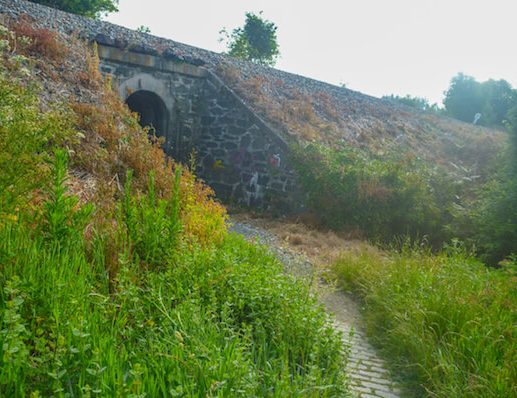 Tunnel Camino Ingles