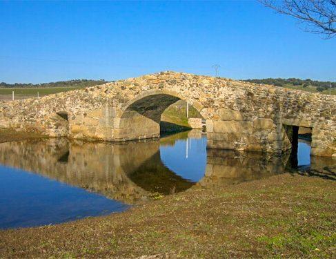 Bridge on Camino Mozarabe 3