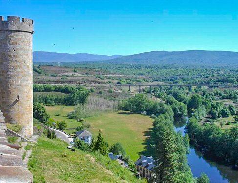 Scenery on Camino Mozarabe 7