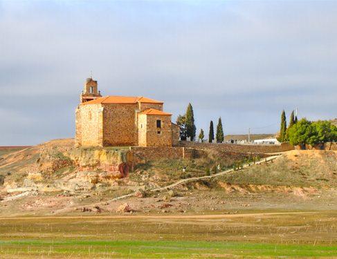 Historical building on Camino Mozarabe 7
