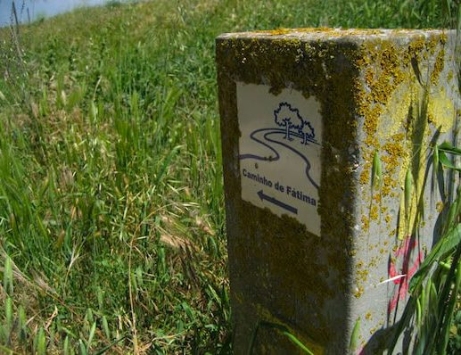 Markers on Camino Portugues 1