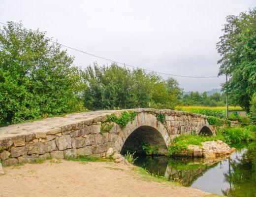 bridge on Camino Portugues 4