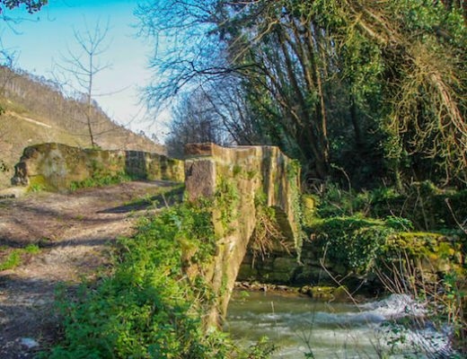 Bridge on Camino Primitivo 1