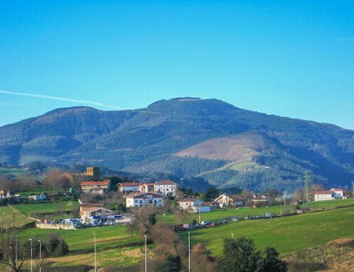 Scenery on Camino del Norte 2