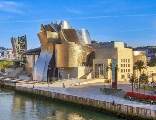 Guggenheim Mueseum, Bilbao - Camino del Norte 2