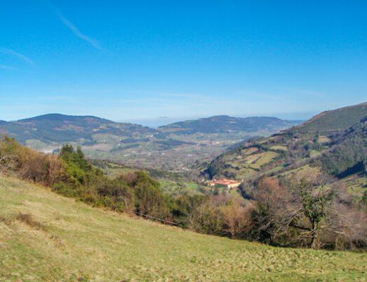 scenery on Camino del Norte 4