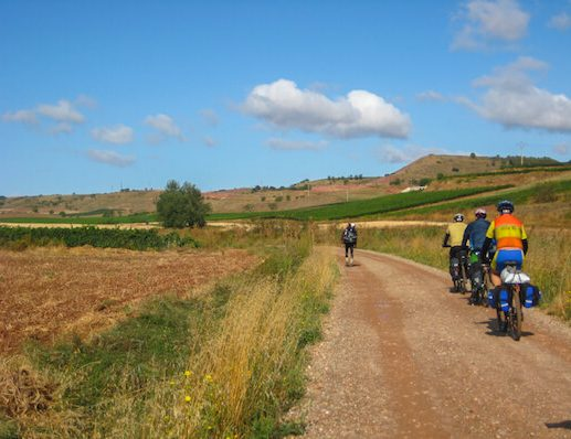 Cycle Camino Frances 2