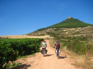 Camino Frances 2 - Cycling the Camino de Santiago