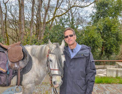 Horse Ride Camino Finisterre