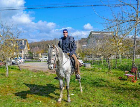 Horse Ride Camino Portugues
