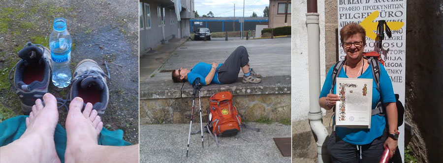 How the Camino Helped Me Heal Emotionally by Debra Aston image