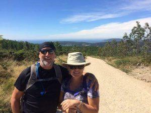 Jamie and Flo MacIver testimonial camino de santiago experience